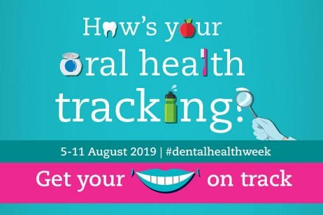 Tips and tricks for children's oral health – Dental Health Week 2019
